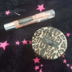 VS Compact Mirror & WHISPER Lip crayon Set